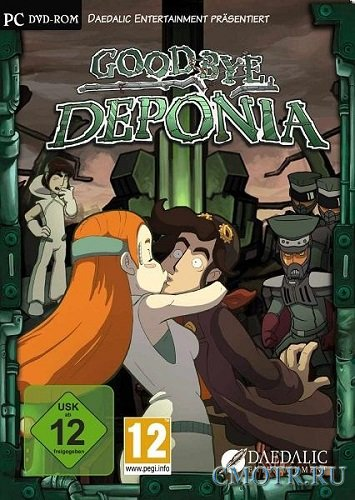 Goodbye Deponia (2013/PC/RePack/Rus) by SEYTER