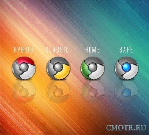 Chrome Hybrid 31.0.1650 Portable