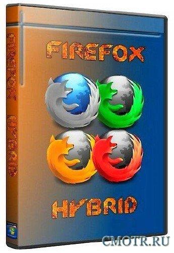 Firefox Hybrid 25.0.1