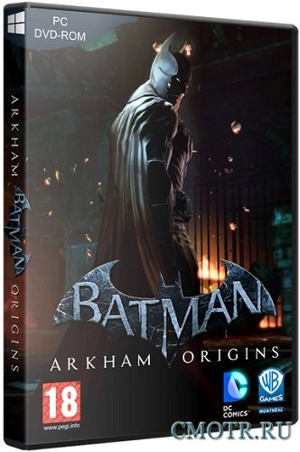 Batman: Arkham Origins [Update 8 + 7 DLC] (2013/PC/RUS|ENG) RePack от z10yded