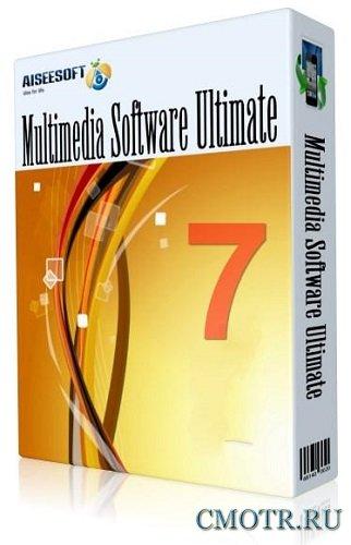Aiseesoft Multimedia Software Toolkit Platinum 7.2.8 (2013) PC