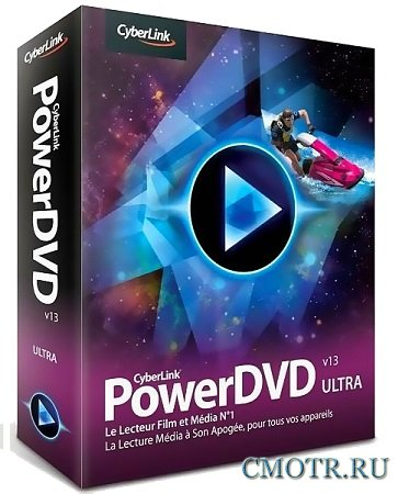 CyberLink PowerDVD Ultra 13.0.3520.58 | RePack by qazwsxe