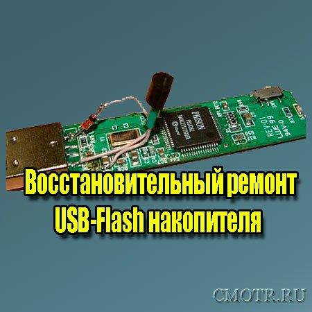 Восстановительный ремонт USB-Flash накопителя (2013) DVDRip
