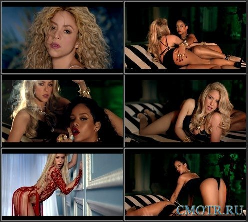 Shakira feat. Rihanna - Can't Remember To Forget You (2014)