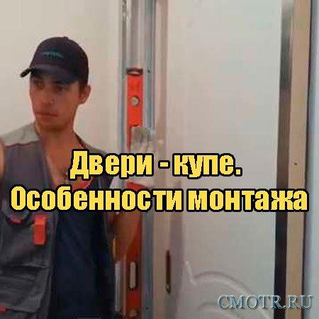 Двери - купе. Особенности монтажа (2013) DVDRip