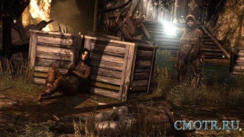 Tomb Raider: Game of the Year Edition (2014/RUS/ENG/MULTI13)